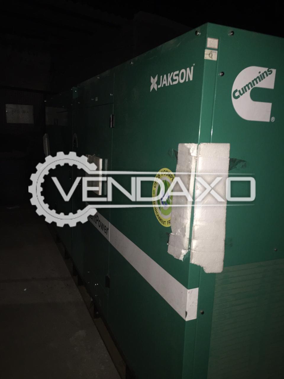 Cummins Jakson JSPF-125B Diesel Generator - 125 Kva