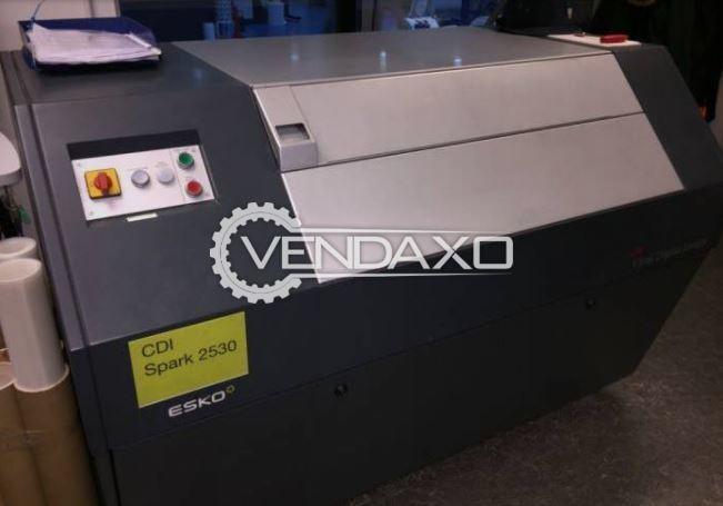 Esko CDI Spark 2530 Flexo Plate CTP Machine - 25 x 30 Inch