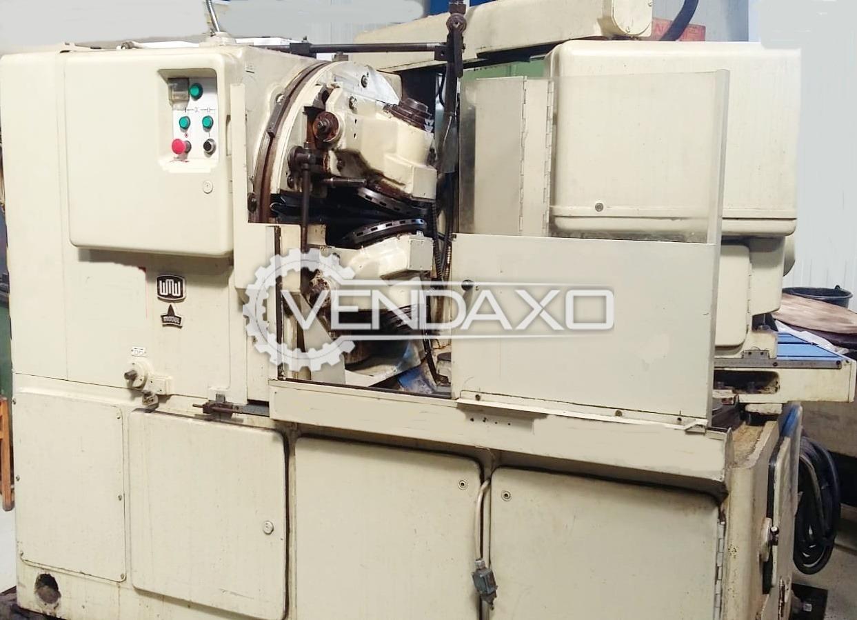 WMW ZFTK Straight Bevel Gear Generator - 250 mm x 5 Module