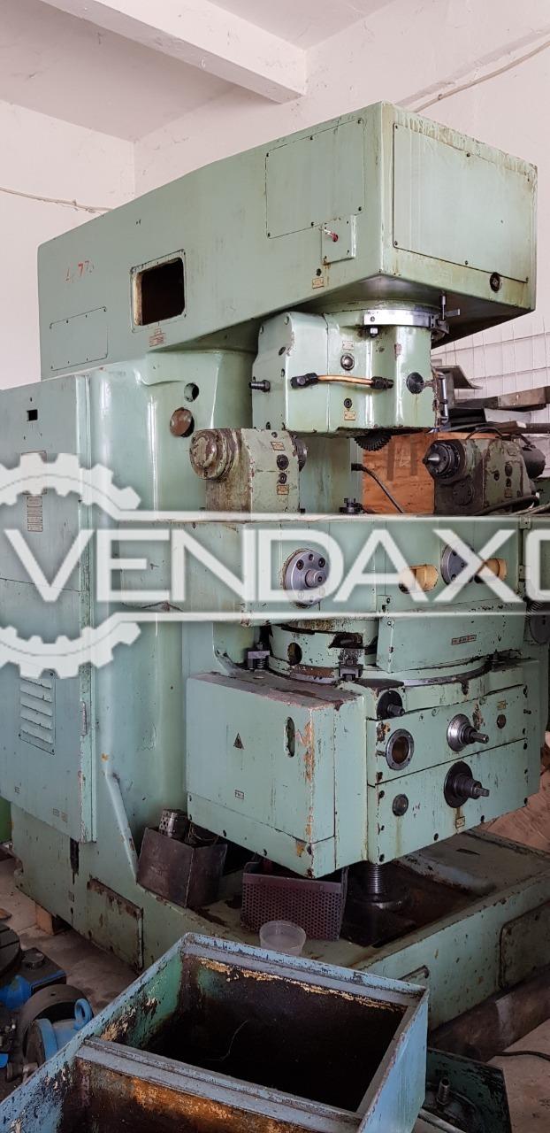 Stanko 5702B Gear Shaving Machine - Diameter - 320 mm