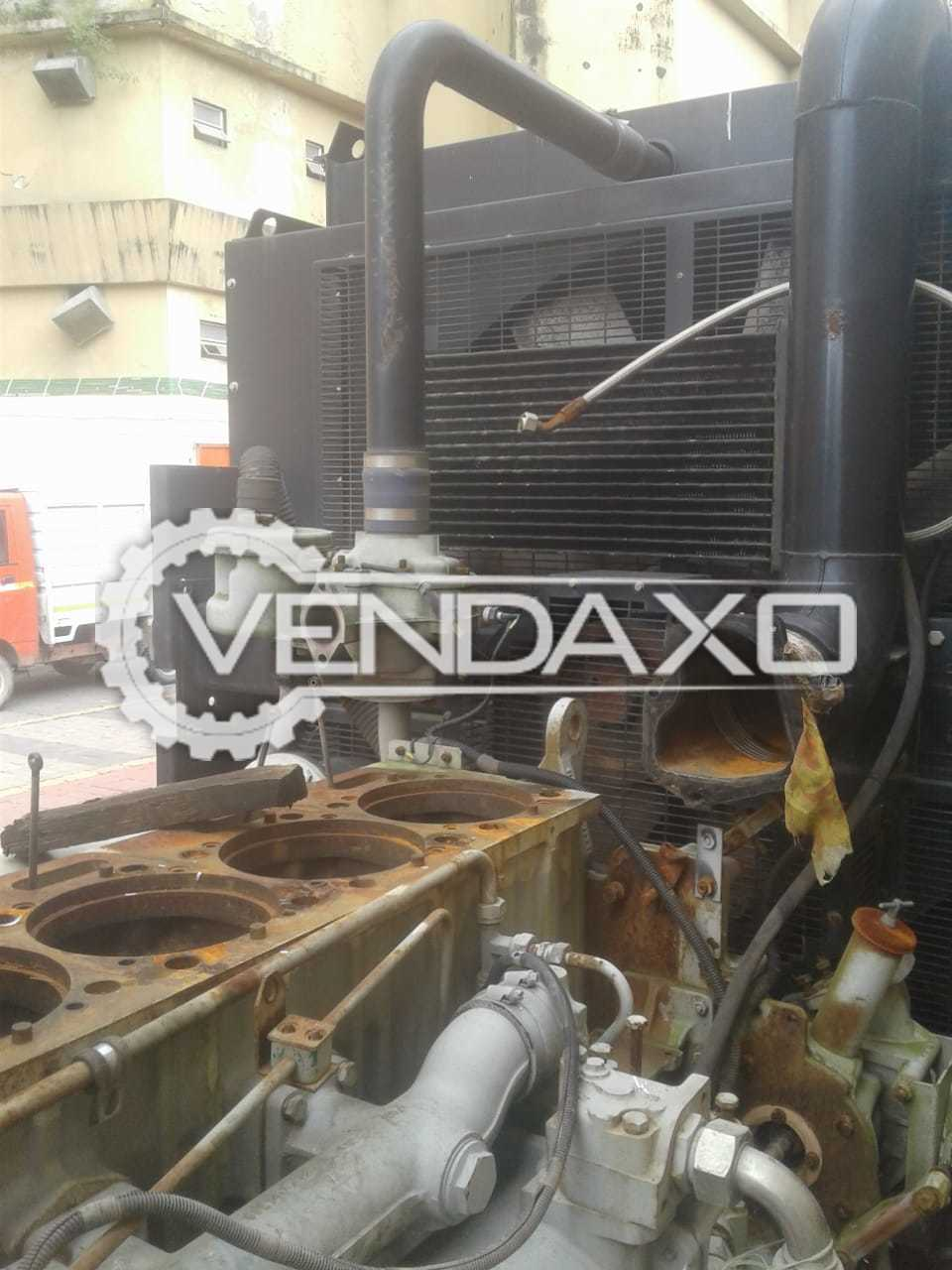 For Sale Used Perkins Diesel Generator - 1010 Kva, 2016 Model