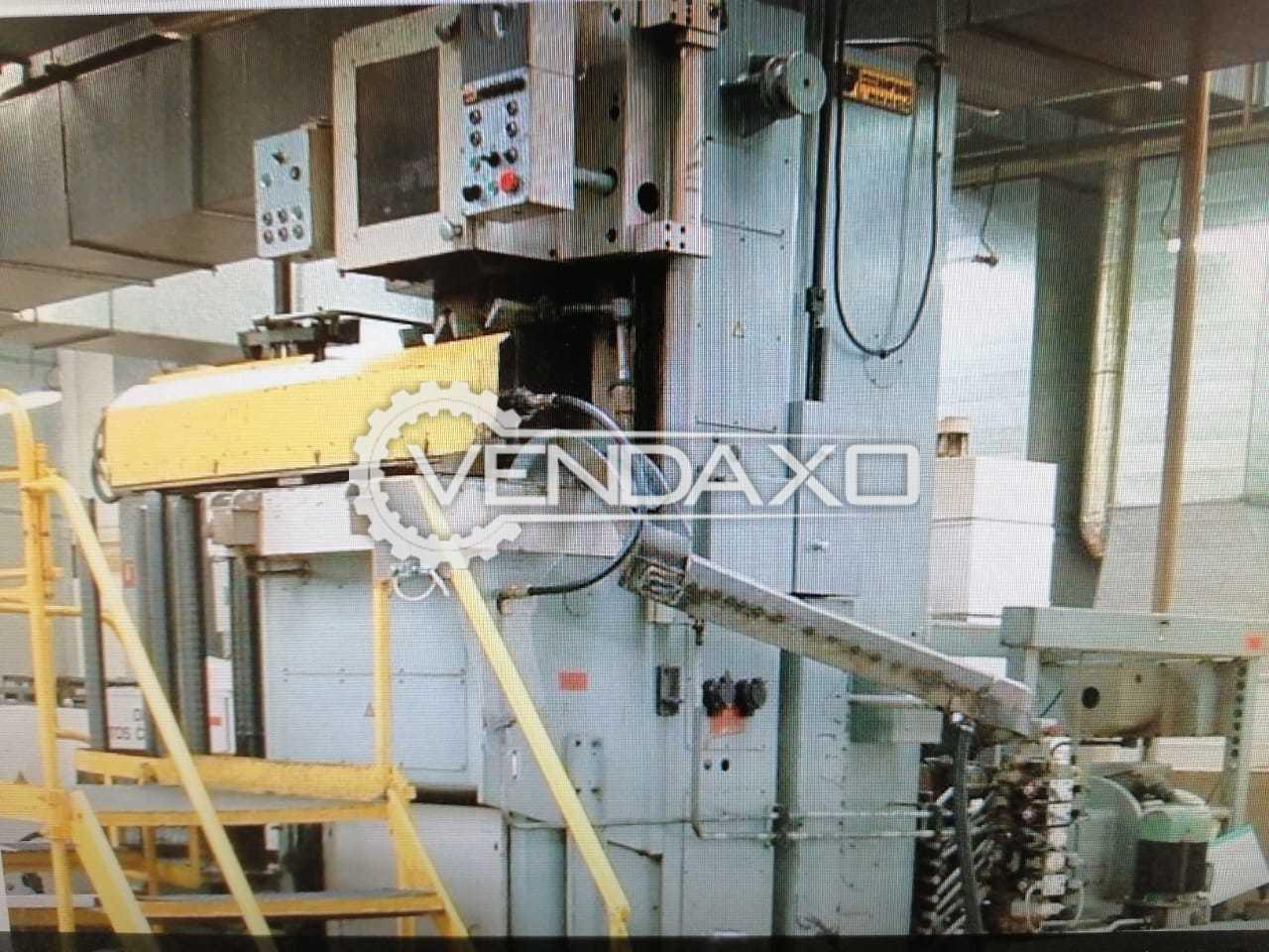 Stanko Kirov MP76 33-001-149 Broaching Machine - Table Size - 750 x 280 mm