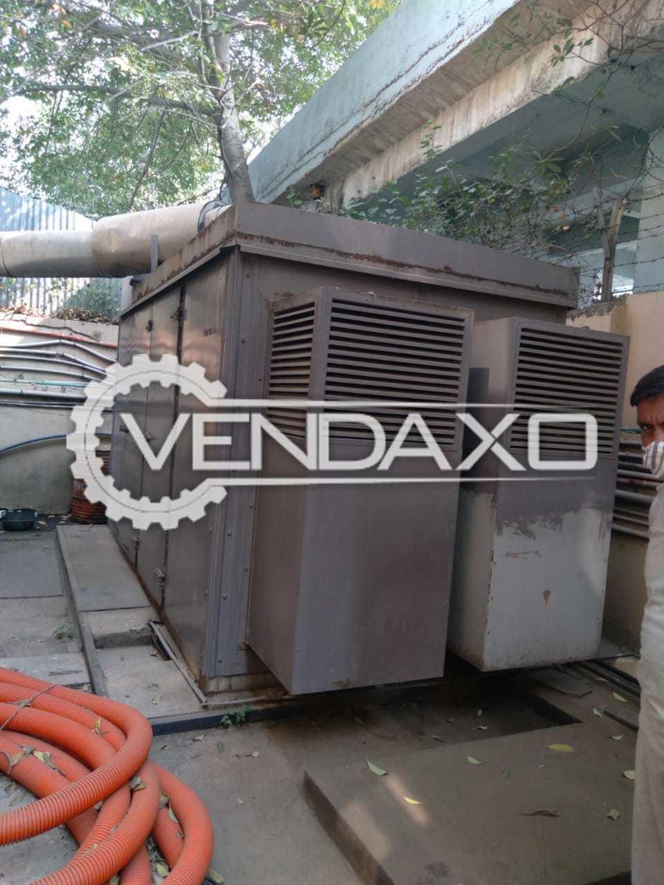 For Sale Used Diesel Generator - 200 Kva, 2000 Model