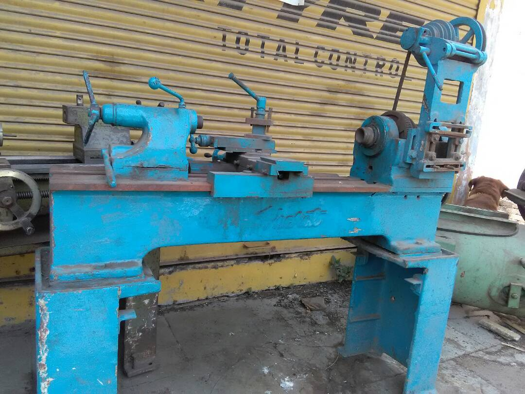 Lathe indian 1