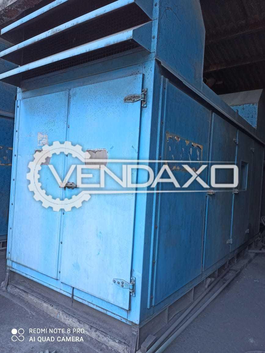 3 Set OF Volvo Penta TAD 1642 GE Diesel Generator - 600 Kva