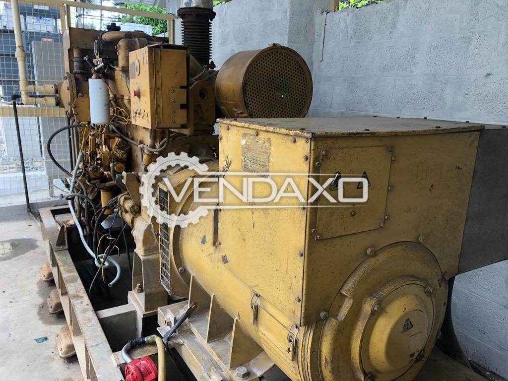 Caterpillar Diesel Generator - 275 Kva