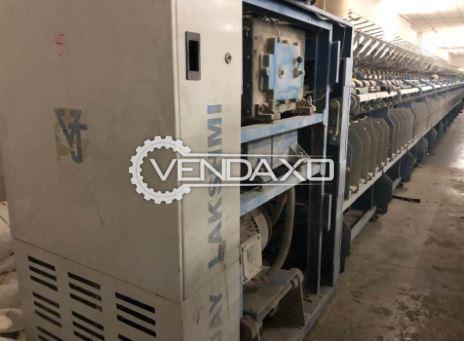 Veejay Lakshmi VJ 150 TFO Machine - 144 Spindle