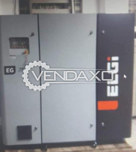 For Sale Used ELGI Air Compressor - 75 KW