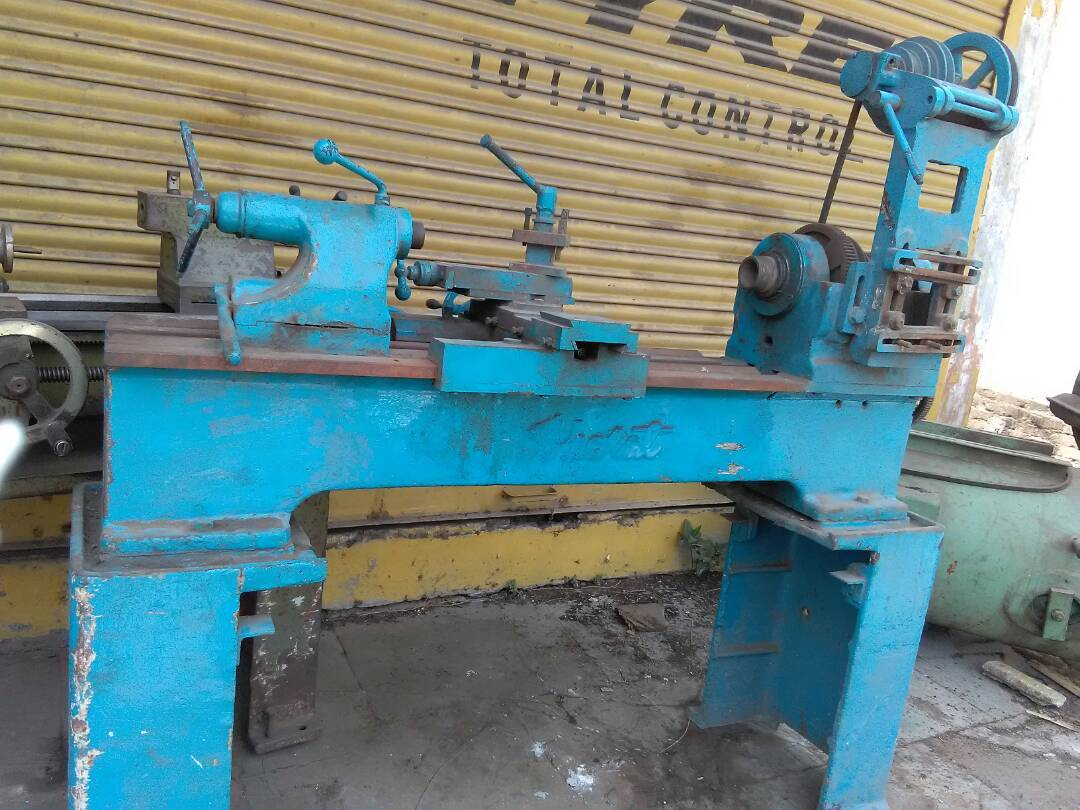 Lathe indian 2