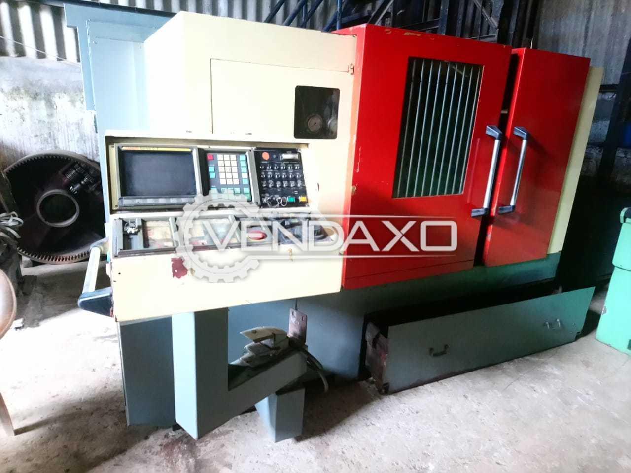 Leadwell LTC-20BP CNC Turning Center - Turning Length - 520 mm