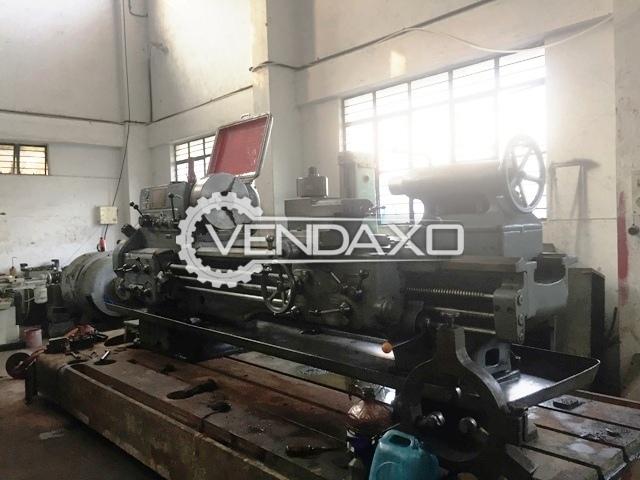 Boehringer VDF Lathe Machine