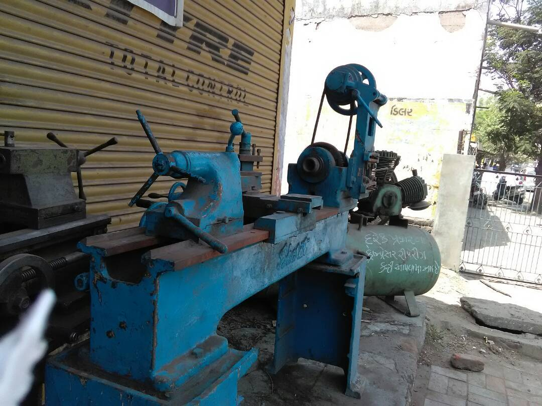 Lathe indian 3