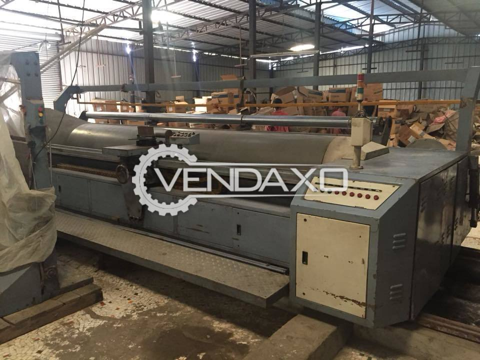For Sale Used Rabatex Ecomatic Warping Machine - Width - 390 CM