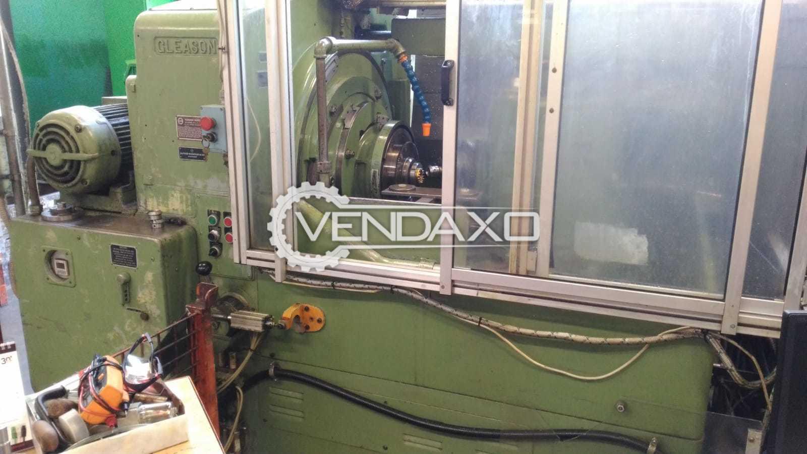 Gleason 106 Spiral Bevel Gear Generator - Max. Cone Distance - 107 mm