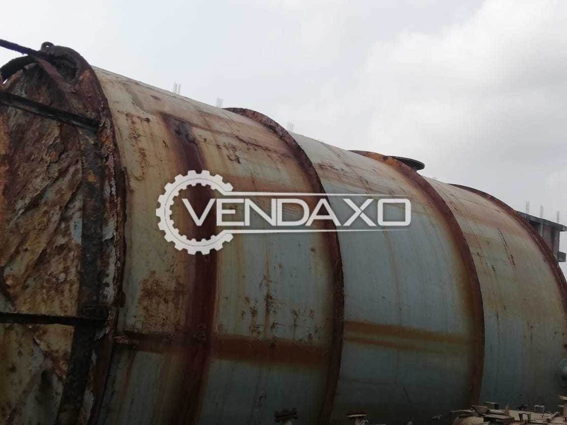 For Sale Used MS Storage Tank - 60 KL