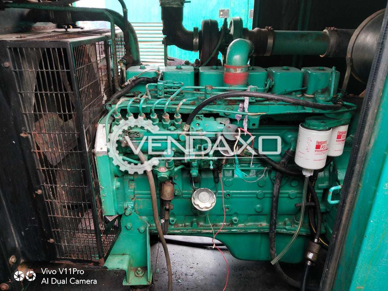 Cummins Jakson JSPF 82.5 Diesel Generator - 82.5 Kva