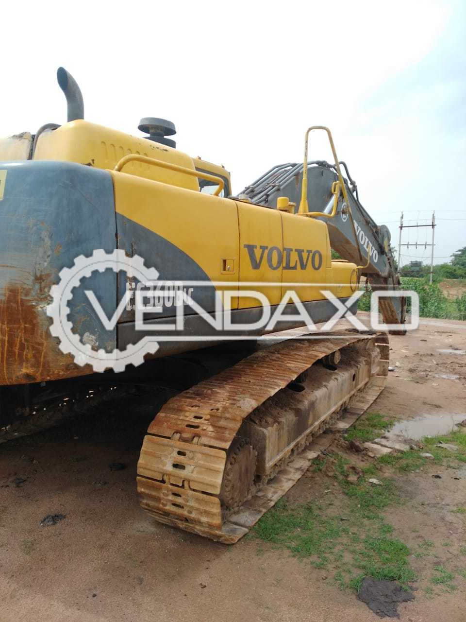 2 Set OF Volvo EC360Blc Excavator - Motor - 265 HP, 2010 & 2012 Model