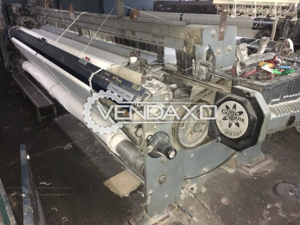 6 Set OF Vamatex P401 Rapier Loom Machine - Width - 360 CM