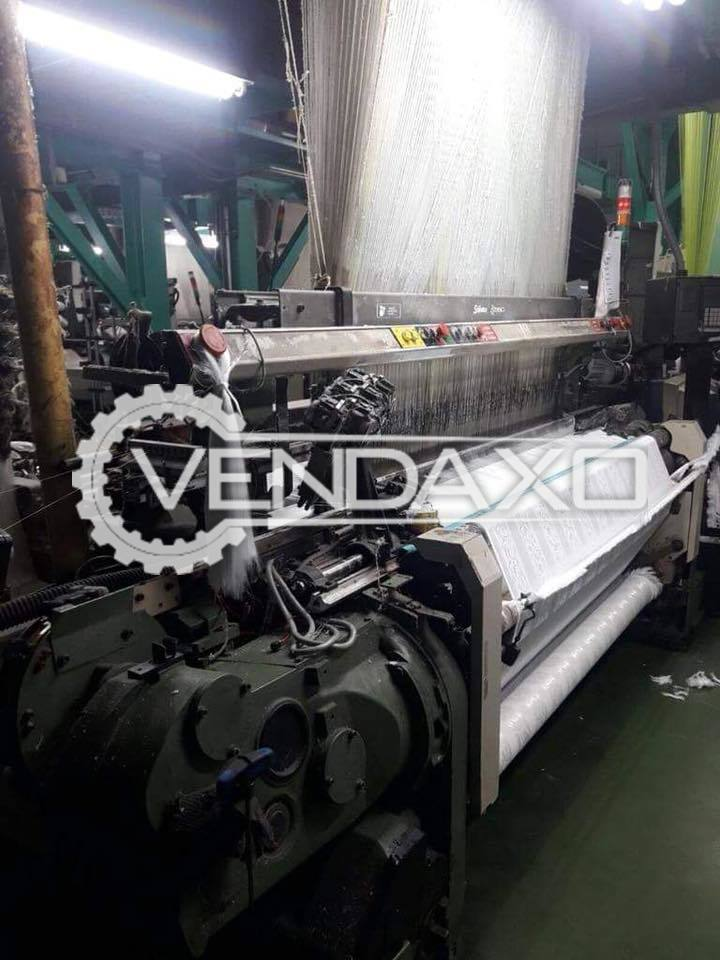 12 Set OF Picanol GTM Rapier Loom Machine - Width - 190 CM, 1993 Model