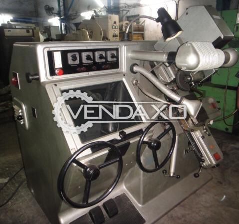 Petewe PFS 3D CNC Optical Profile Grinding (OPG) Machine - 440 x 320 mm