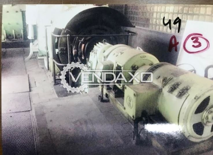 For Sale Used Motor Generator - 790 Kva