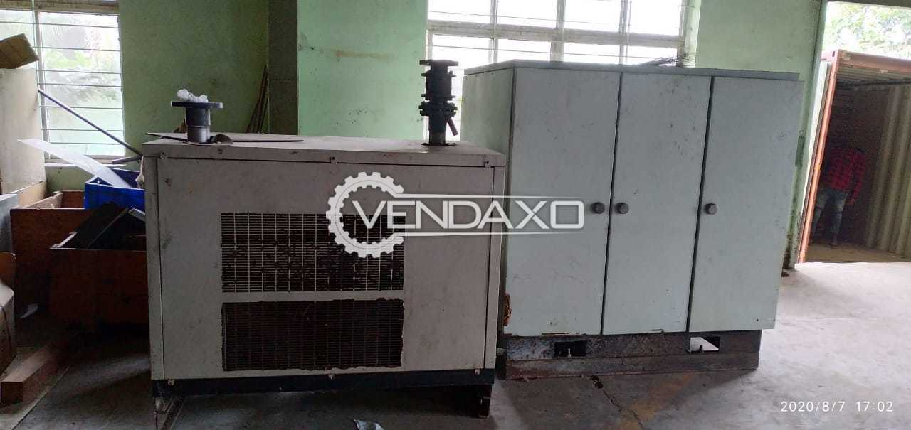 For Sale Used Air Compressor - 60 HP