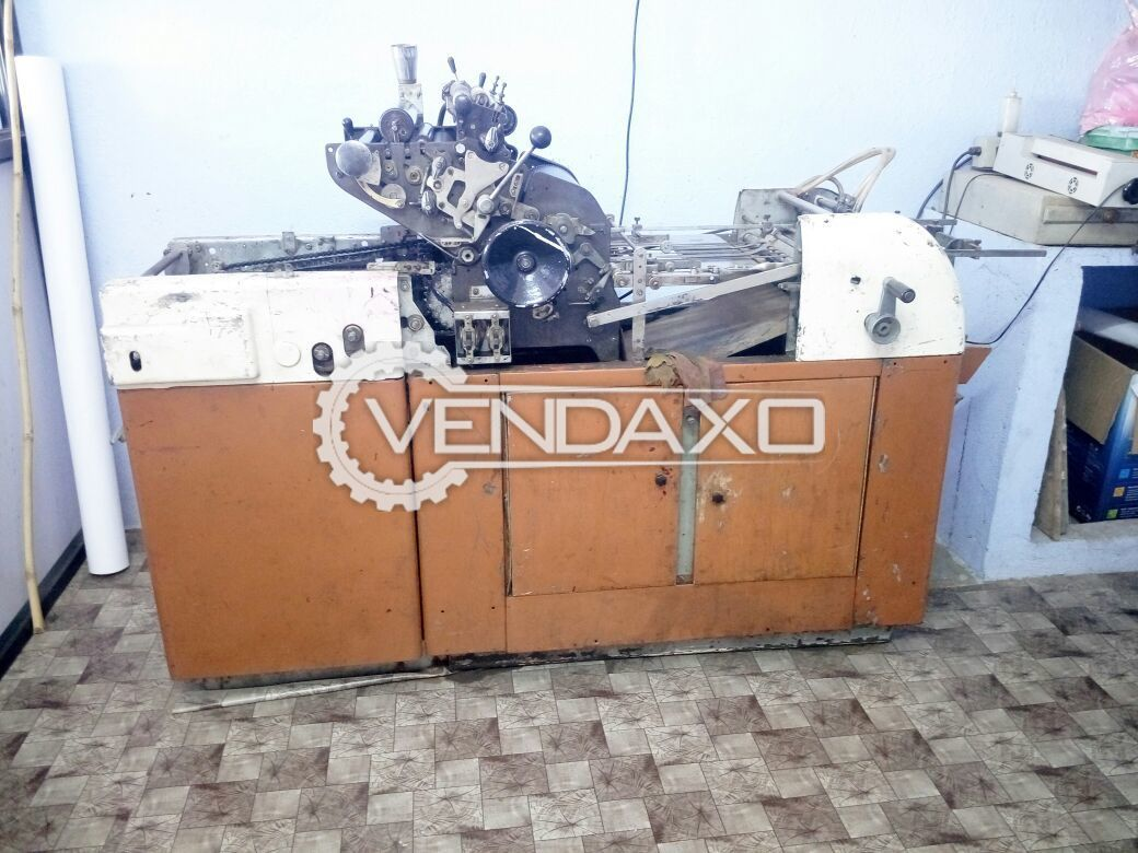 Three Cylinder Offset Printing Machine
