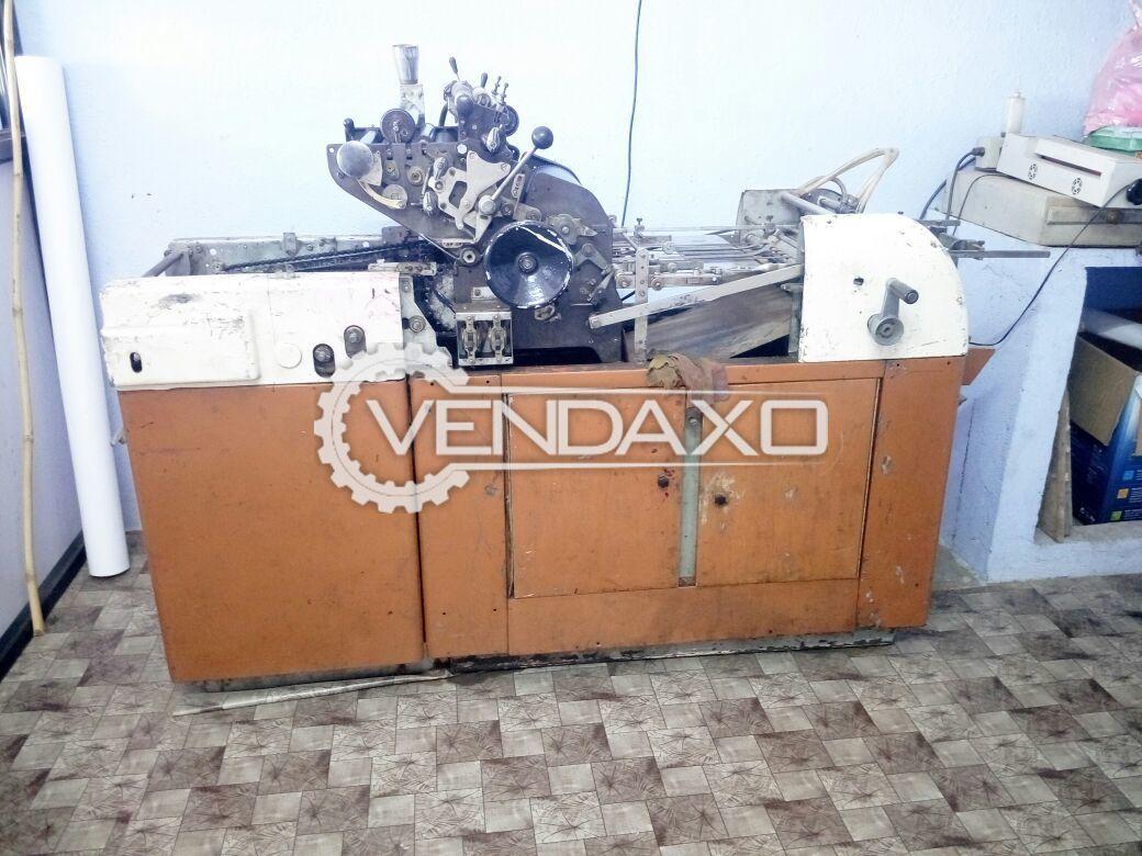 Three cylinder offset machine 1