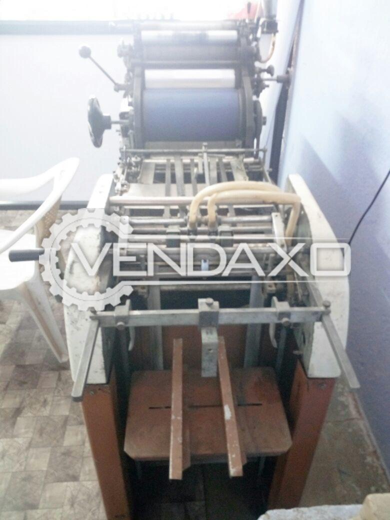 Three cylinder offset machine 3