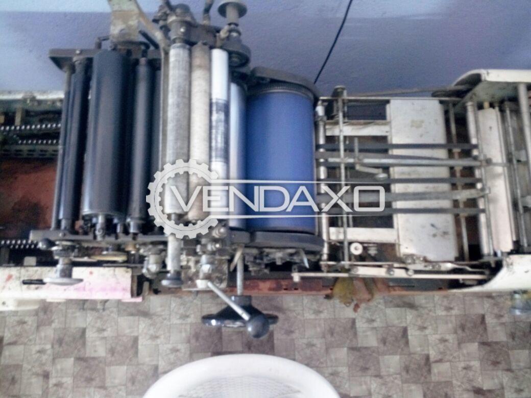 Three cylinder offset machine 4