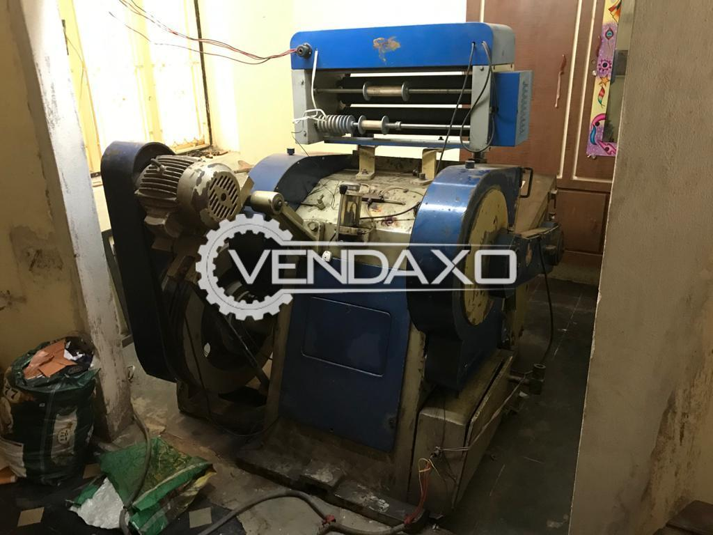 For Sale Die Punching Machine - Size - 25 x 35 Inch