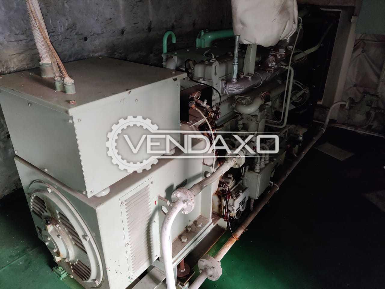 Taiyo Brushless AC Generator - 100 Kva