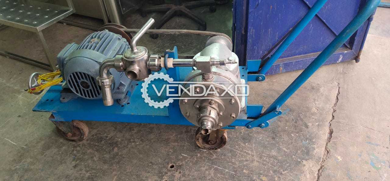 For Sale Used Transfer Pump - 5 HP