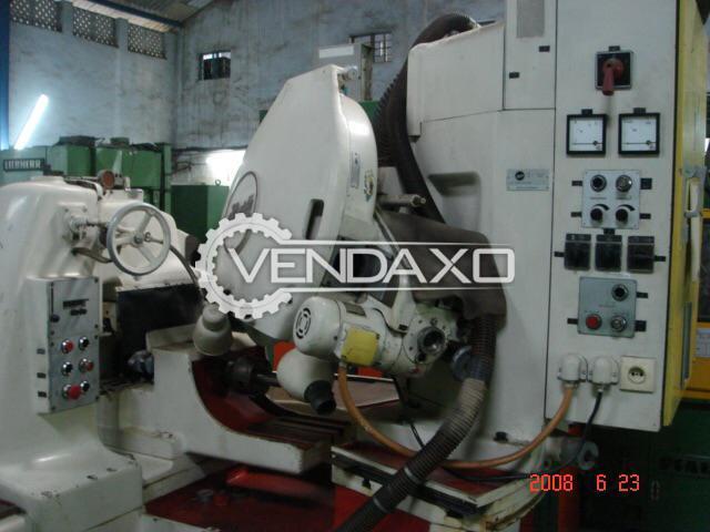 HURTH SRS400 Gear Shaving Cutter Sharpening Machine - Max.Work Diameter - 400 mm