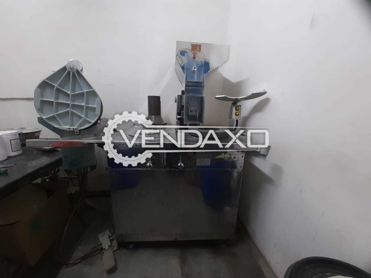 Available For Sale Used SA8 Capsule Filling Machine Without Hopper