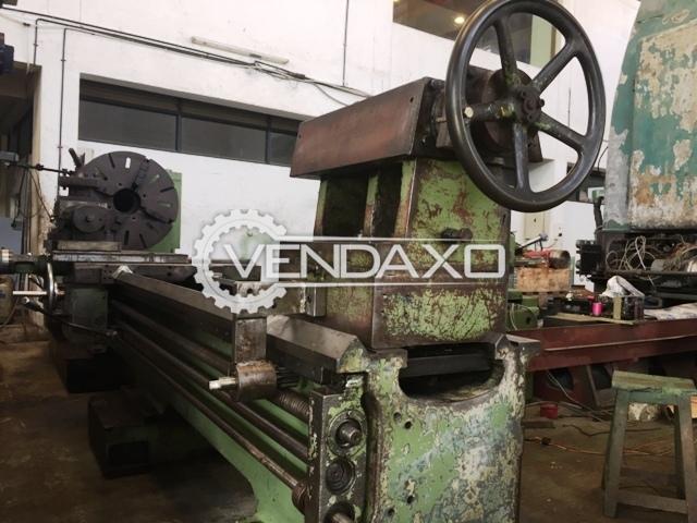 Kirloskar Enterprise-3225-Gl Lathe Machine