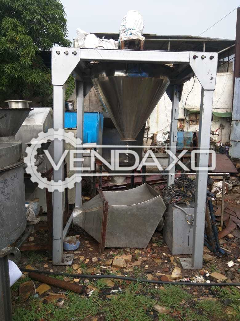 For Sale Used Auger Filling Machine - 1 to 50 KG