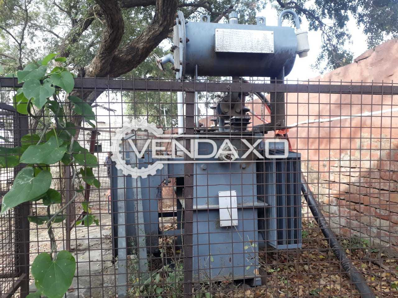 For Sale Used Transformer - 250 Kva