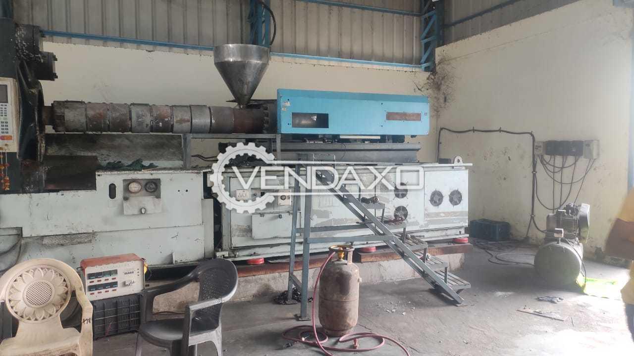 JSW Injection Moulding Machine - 850 Ton