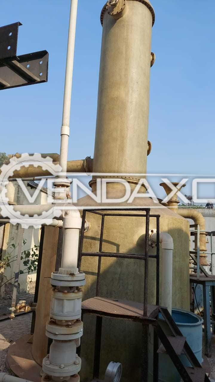 Available For Sale Used Chlorine Plant
