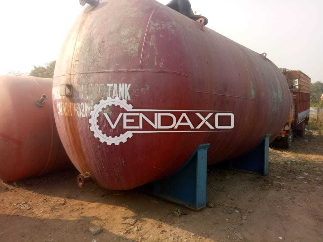 For Sale Used MS Storage Tank - 32 KL