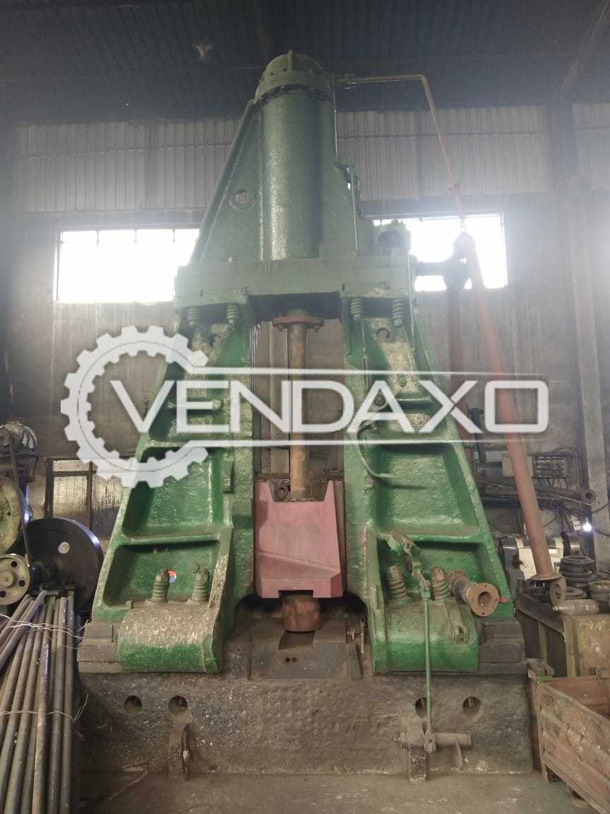 For Sale Used M212 Forging Hammer - 2 Ton