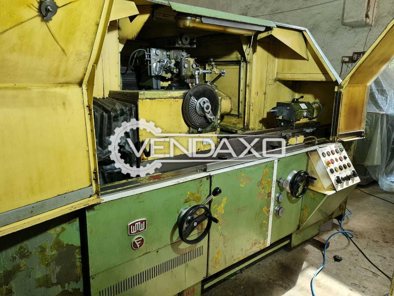 WMW GSU315 x 500 Thread Grinder Machine - 500 x 315 mm