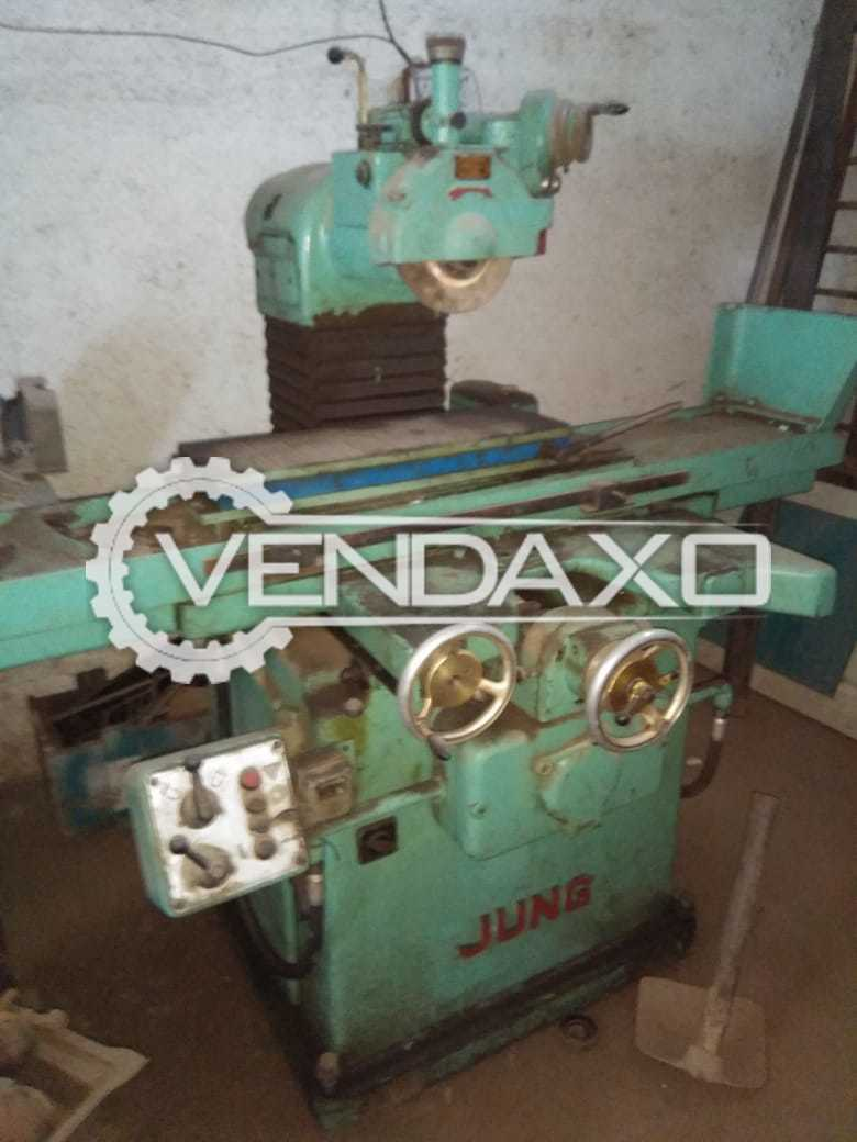 Jung Surface Grinding Machine - 200 x 400 x 350 mm