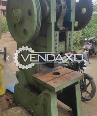 Indian Make Mechanical Power Press Machine - 60 Ton