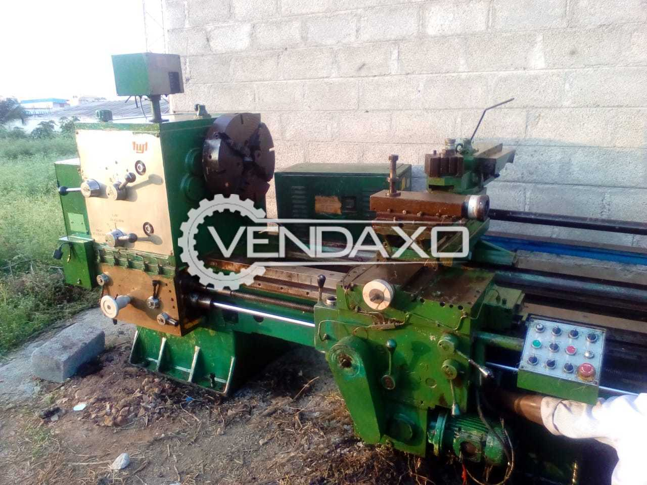 For Sale Used Lathe Machine - 3000 mm x 20 Inch