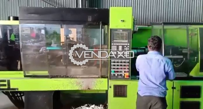 Engel Injection Moulding Machine - 120 Ton