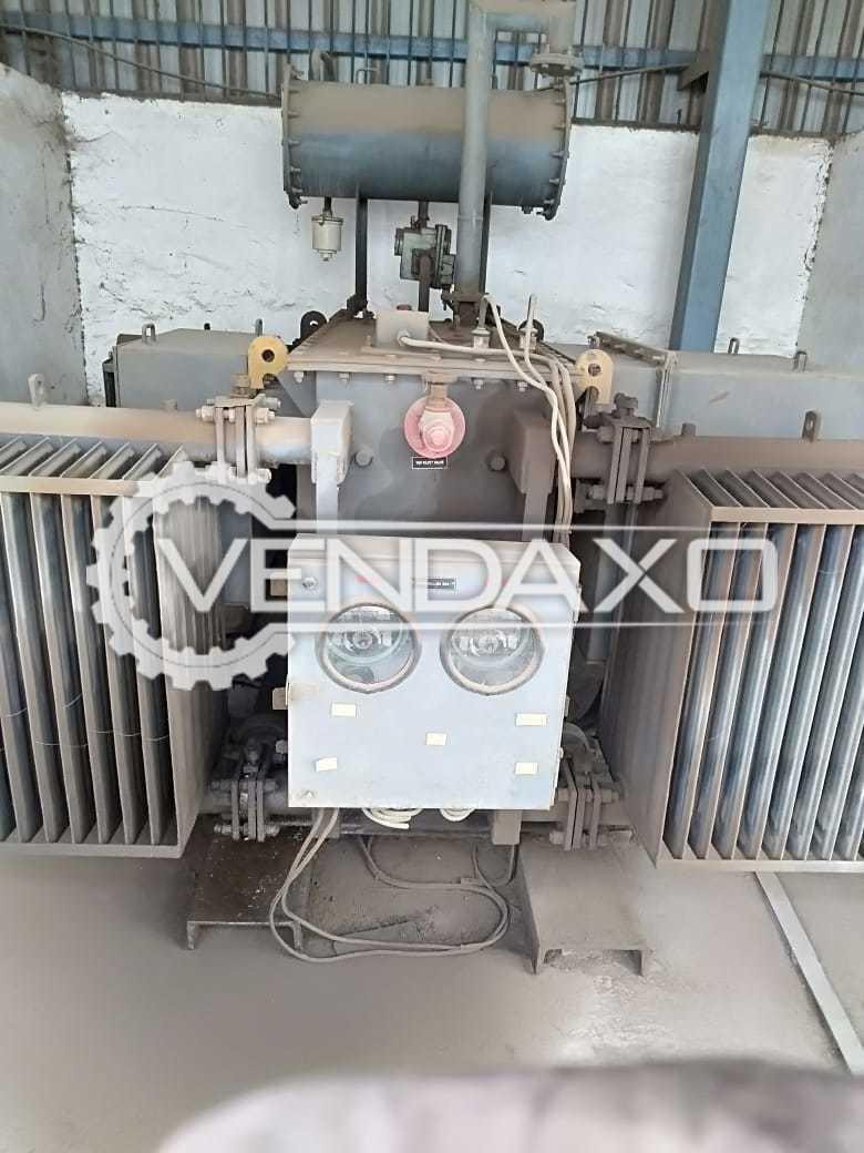 Universal Diesel Generator - 1000 Kva, 2014 Model