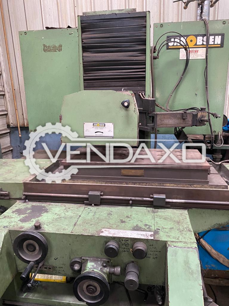 Jakobsen Make Surface Grinding Machine - Table Size - 900 x 400 mm