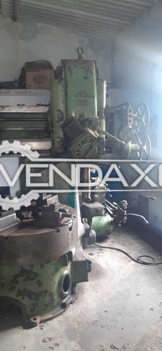 Webster & Bennett Mechanical Vertical Turret Lathe VTL - Chuck Size - 900 mm